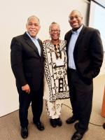 Mitchell Silver, President, American Planning Association; Bertha Lewis, President and Founder, The Black Institute