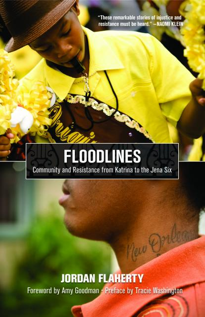 From the cover of Floodlines  ©2010  Abdul Aziz/ Haymarket Books