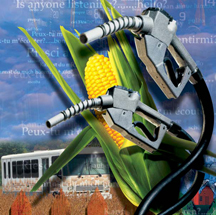 Graphic: Detail from an ADM Brochure on Ethanol