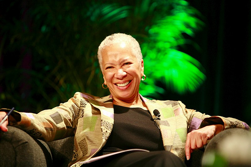 Angela Glover Blackwell presenting the 2008 Regional Equity Conference in New Orleans c.2008 D. Samuel Marsh