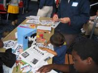 Children Participate at the REDI Forum