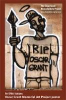Oscar Grant Memorial Art Project Poster