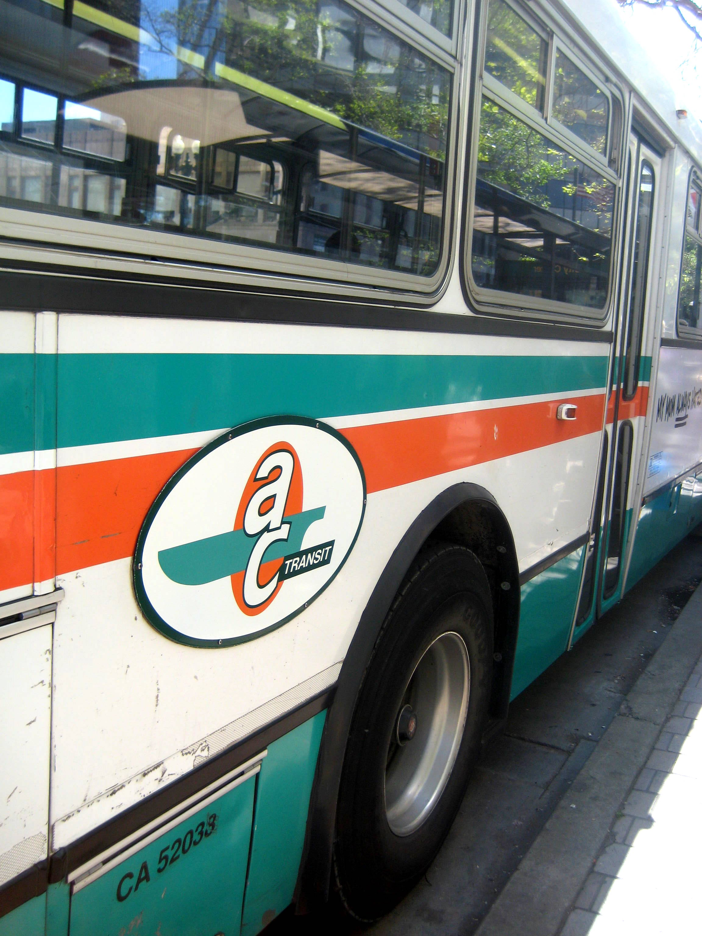 AC Transit Bus