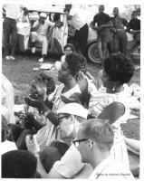 Photo: Civil Rights advocates organize for equal opportunity in Mississippi. © 1964 Herbert Randall
