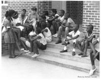 Freedom School students and teacher © 1964 Herbert Randall/www.deltastate.edu