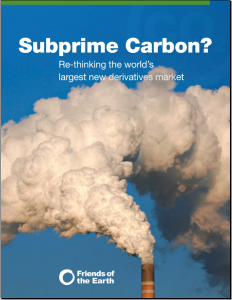 Subprime Carbon Report